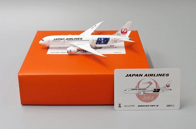 "JAL B787-8 ""Spirit of Victory"" Reg:JA841J Scale 1:400 EW4788001"