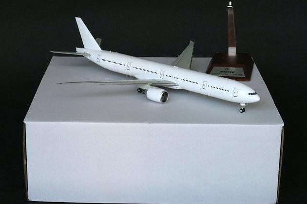 """Boeing 777-300ER """"Blank Series"""" JC Wings 1:200 Diecast Models XX2128"""