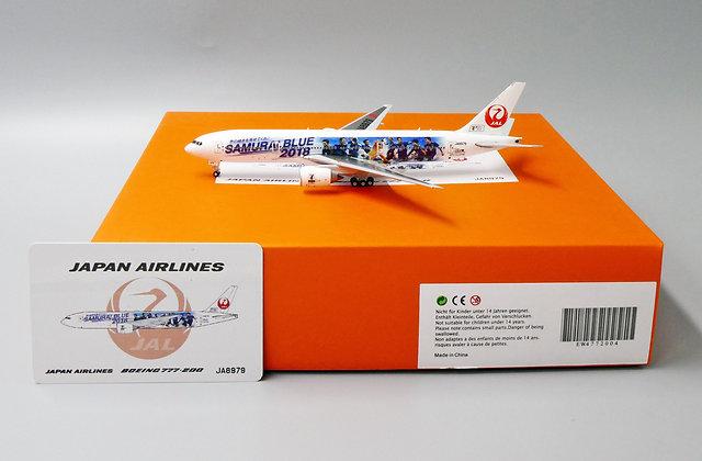 JAL B777-200 Samurai Blue2018 Reg: JA8979 EW / JC Wings Scale 1:400 EW4772004