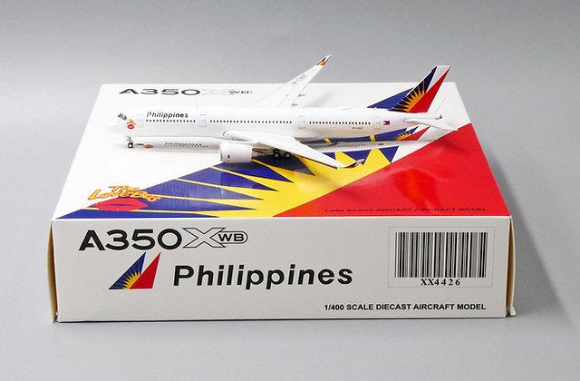 Philippine A350-900 Reg: RP-C3507 LOVE BUS JC Wings 1:400 Diecast Model XX4426