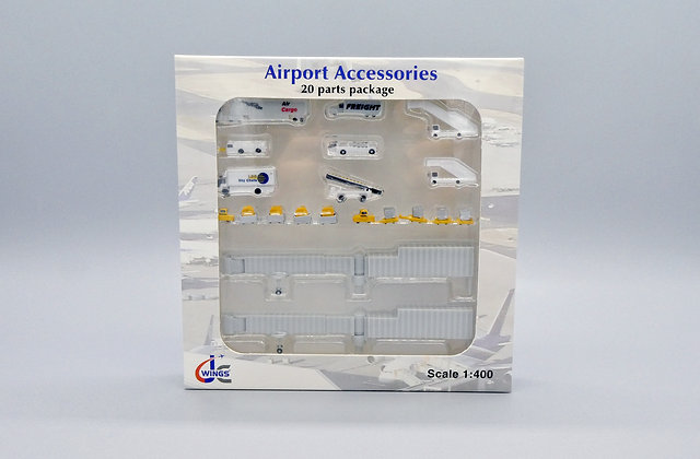 Airport Accessories 20 Parts Package