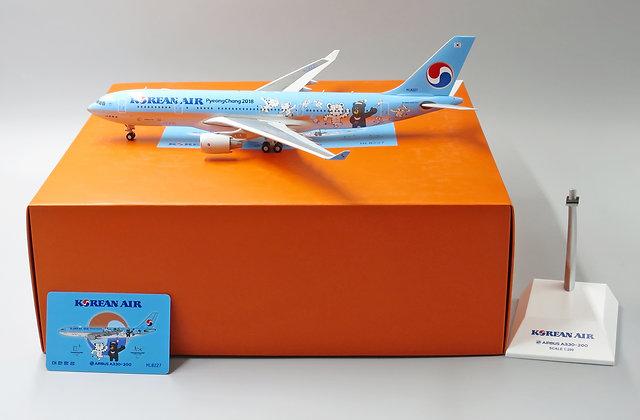 Korean Air A330-200 Pyeong Chang 2018  1:200 Diecast Models EW2332001