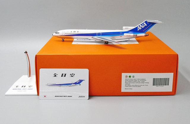 ANA B727-200 Reg: JA8344 EW Wings Scale 1:200 Diecast model EW2722001
