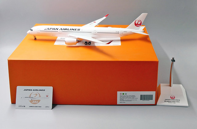 Japan Airlines A350-900 Reg: JA05XJ EW Wings Scale 1:200 Diecast model EW2359004