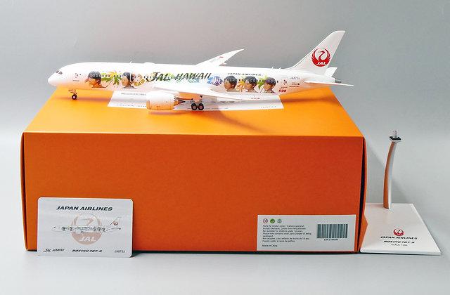 JAL B787-9 Hawaii Reg: JA873J Diecast models scale 1:200 EW2789005