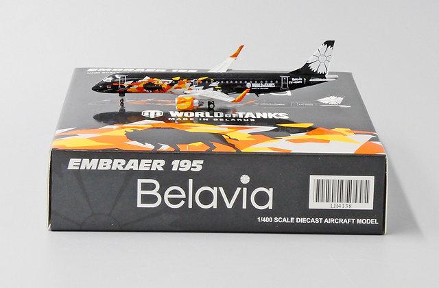 Belavia E190 Diecast model Scale 1:400 LH4138