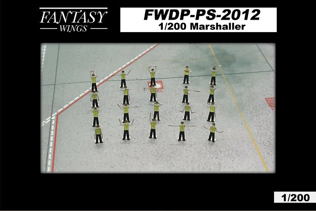 Marshaller Staff Fantasywings Scale 1:200 FWDP-PS-2012