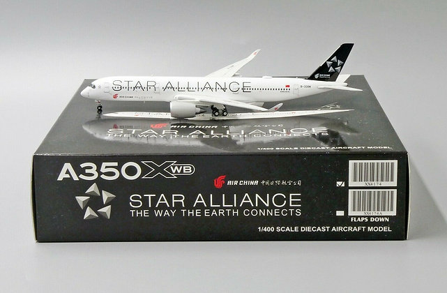 Air China A350-900 Reg: B-308M JC Wings Scale 1:400 XX4174