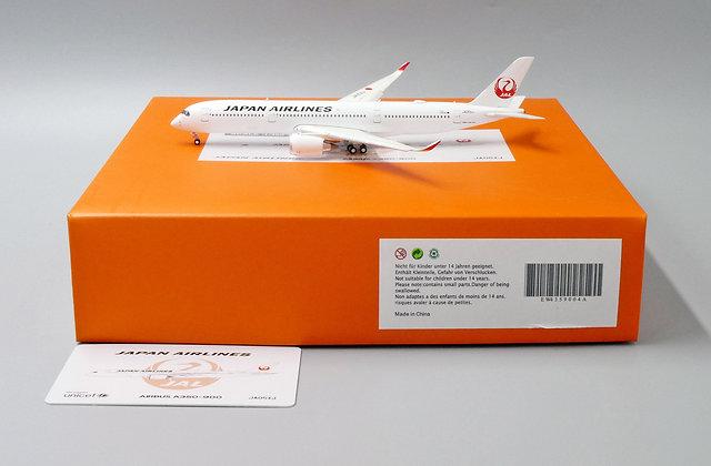 Japan Airlines A350-900 Reg: JA05XJ  1:400 Diecast Flaps Down EW4359004A