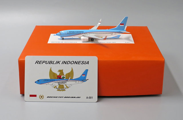 Indonesia Air Force B737-800  1:400 Diecast EW4738001