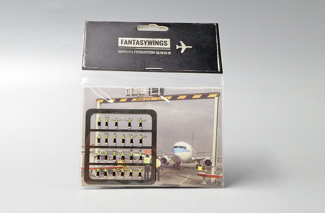 Marshaller Staff Plate Fantasywings Scale 1:400 FWDP-PS-4011