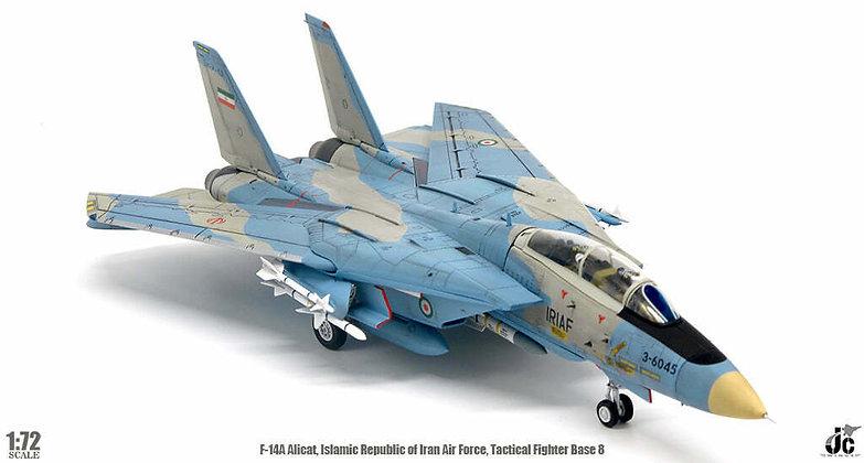 F-14A Alicat, Islamic Republic of Iran Air Force, 3-6045, 1/72 JCW-72-F14-006