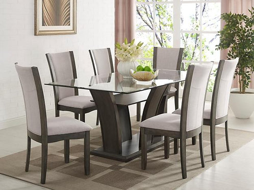 Camelia 5 Piece Rectangular Dining Set