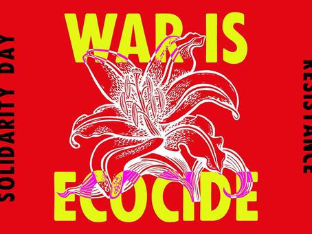 PEACE LOTUS INTERNATIONALIST SOLIDARITY DAY OF ANTI-WAR RESISTANCE (PLISDAWR)