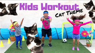 Kinder Home Workout