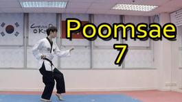 7. Poomsae