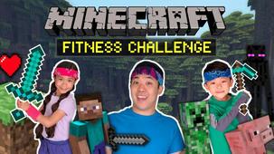 Minecraft Workout