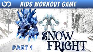 Snow Fright Levels 1-2