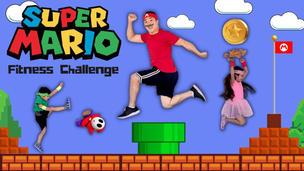 Super Mario Workout