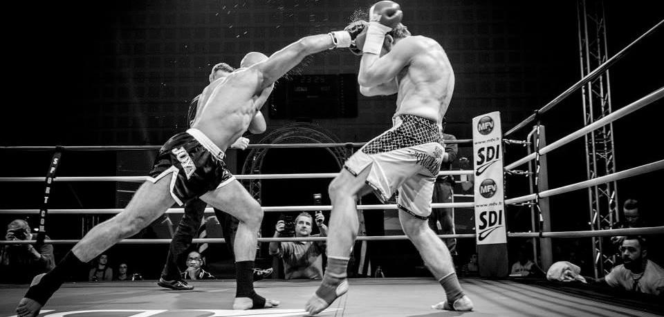 kickboxen k1 iska ümit kalkan