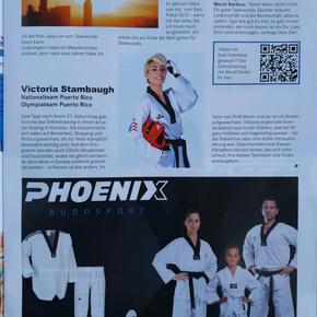 Großes Interview über das Leben mit Taekwondo
