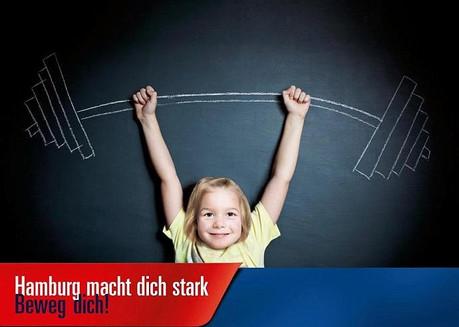 Plakat: Bildungs und Teilhabepaket