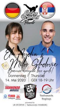 Ela Aydemir & Milos Glabovic