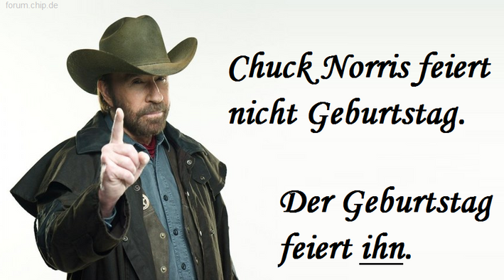 Chuck Norris Witze