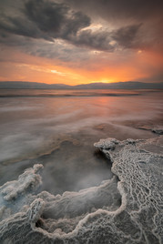Salt bay