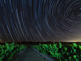 Star trail photography guidelines