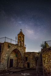 Milky church