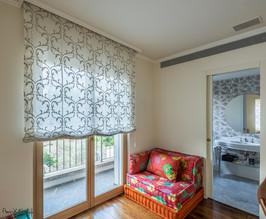 Curtains in Tel Aviv