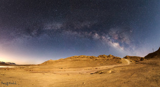 A way to the Milky way