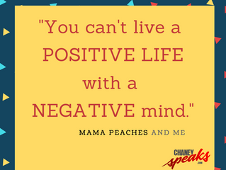 It's Mama Peaches' Monday!