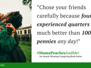 Mama Peaches' Motivational Monday!