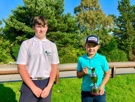 The Junior Belfry Trophy 2020