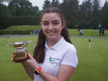 Cheshire County Girls Winners