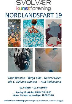 plakat_svolvær_kunstforening_nordlandsfa