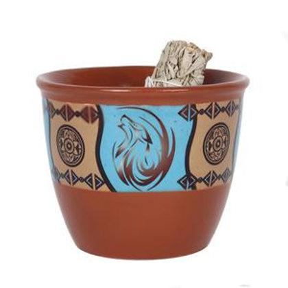 Dreamcatcher Smudge Bowl
