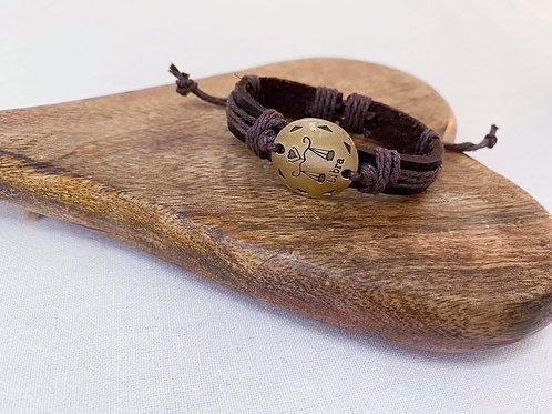Libra Macho Man Bracelet