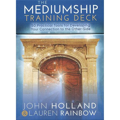 The Mediumship Training Deck - John Holland & Lauren Rainbow