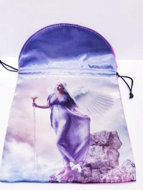 "Cindy Grundsten ""Guiding Light""oracle /Angel Bag"