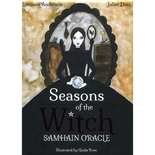 Seasons Of The Witch: Samhain Oracle - Juliet Diaz
