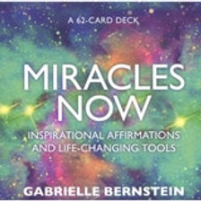 Miracles Now deck