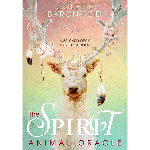 The Spirit Animal Oracle Cards
