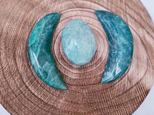 Amazonite Healing Set