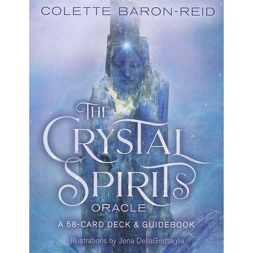 The Crystal Spirit Oracle Cards
