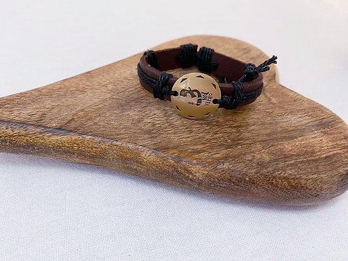 Virgo Macho Man Bracelet