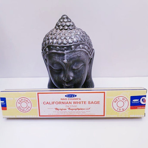 California White Sage Incense Sticks