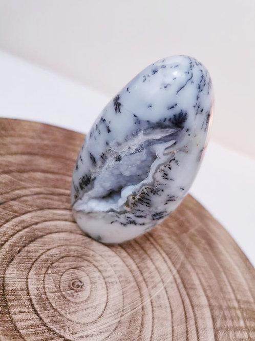 Merlinite/ Dentritic Opal Freeform